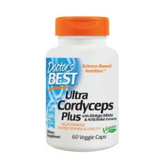 Doctor's Best Ultra Cordyceps Plus. Jetzt bestellen!