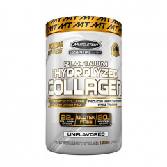 MuscleTech Platinum 100% Hydrolyzed Collagen- Jetzt bestellen!