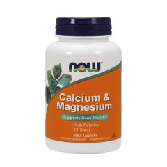 Calcium & Magnesium 100 Tabletten. Jetzt bestellen!