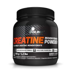 Olimp Creatin Monohydrate Powder 550 g. Jetzt bestellen!
