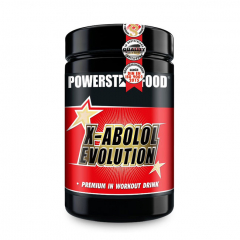 Powerstar X-Abolol Evolution. Jetzt bestellen!