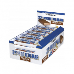 Weider 32% Protein Bar. Jetzt bestellen!